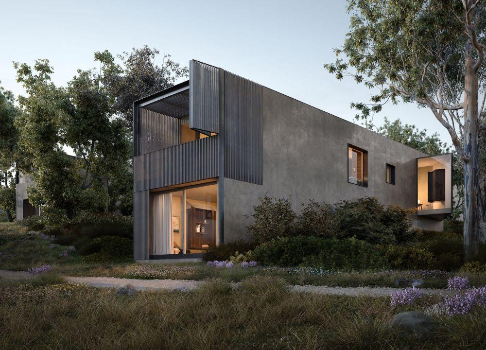 Arsitektur Postmodern Dekoratif