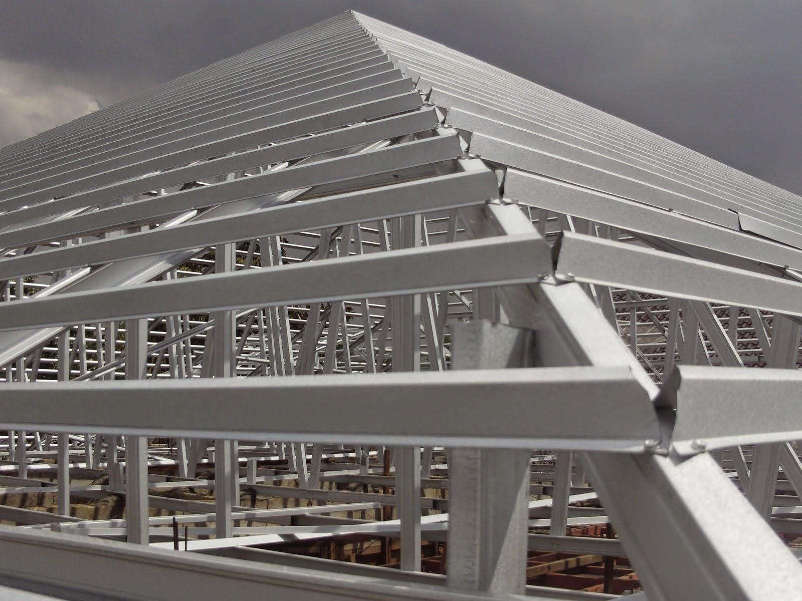 gambar rangka atap baja ringan limasan 6 kelebihan dari konstruksi dan perkiraan biayanya