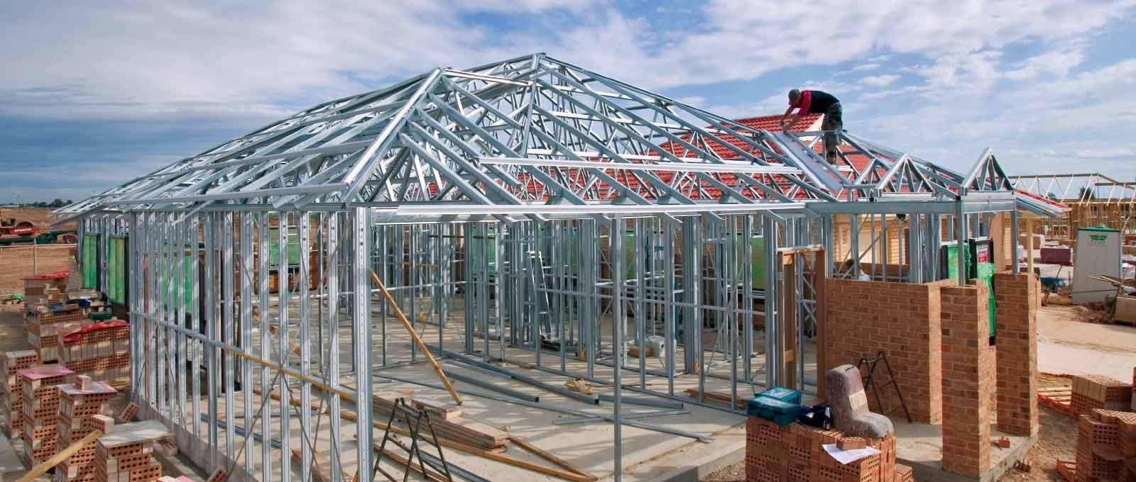 konstruksi baja ringan rumah minimalis 6 kelebihan dari dan perkiraan biayanya