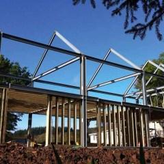 Contoh Rangka Atap Baja Ringan Minimalis 6 Kelebihan Dari Konstruksi Dan Perkiraan Biayanya