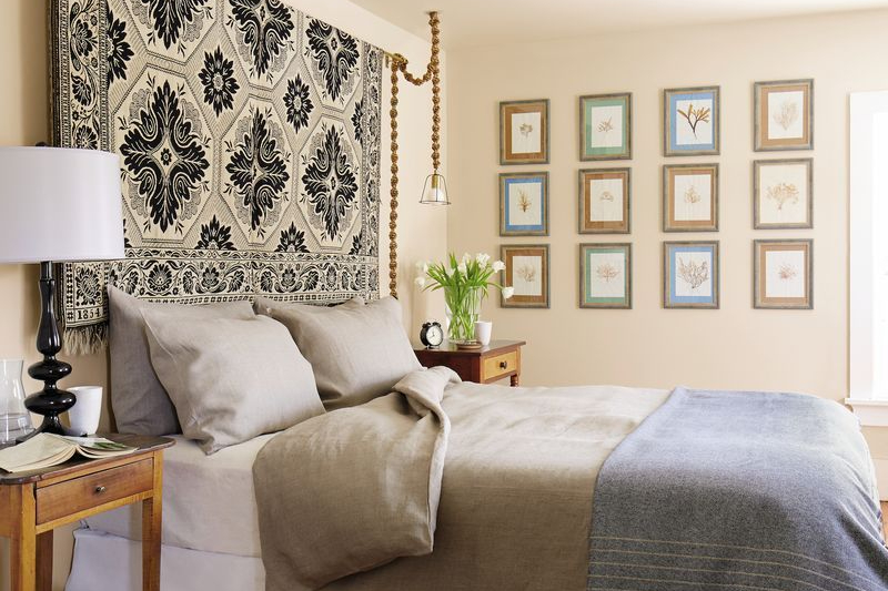 Mandala tapestry Kamar Tidur Utama