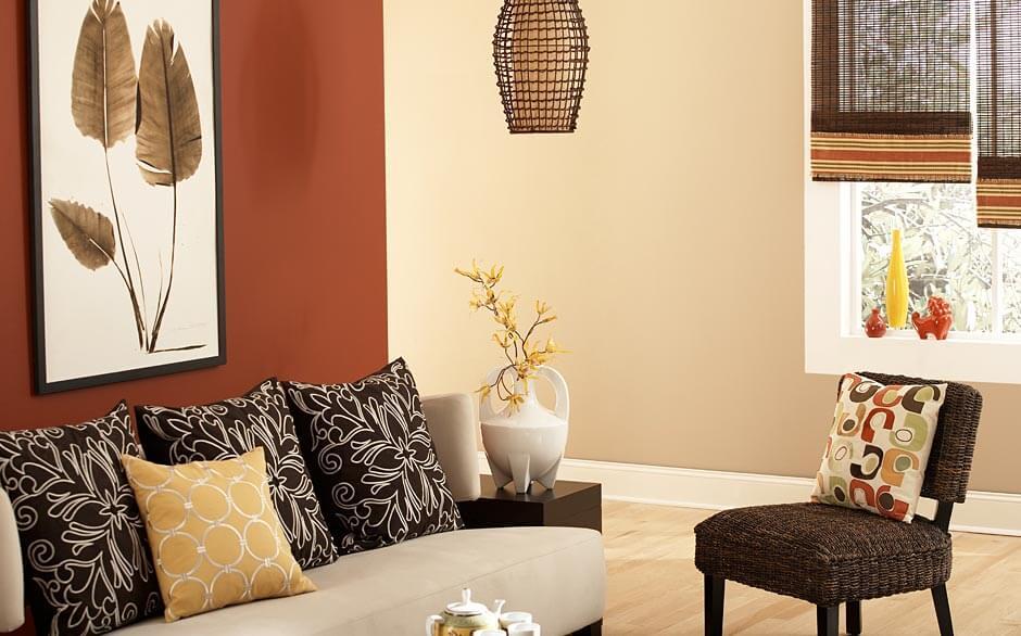 7 Kombinasi Warna Cat Ruang Tamu Ini Buat Suasana Lebih