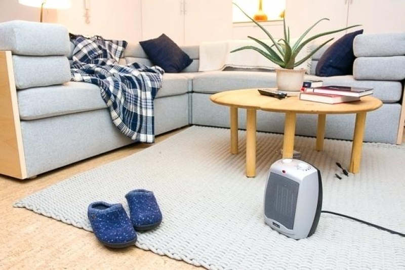 Penghangat Ruangan Portable