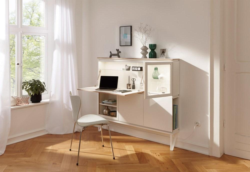 Meja Kabinet Furnitur Multifungsi
