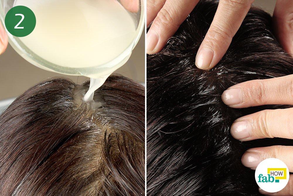Kapur barus untuk rambut sehat