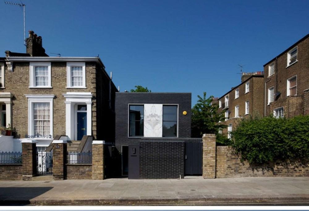 Rumah Kotak Modern