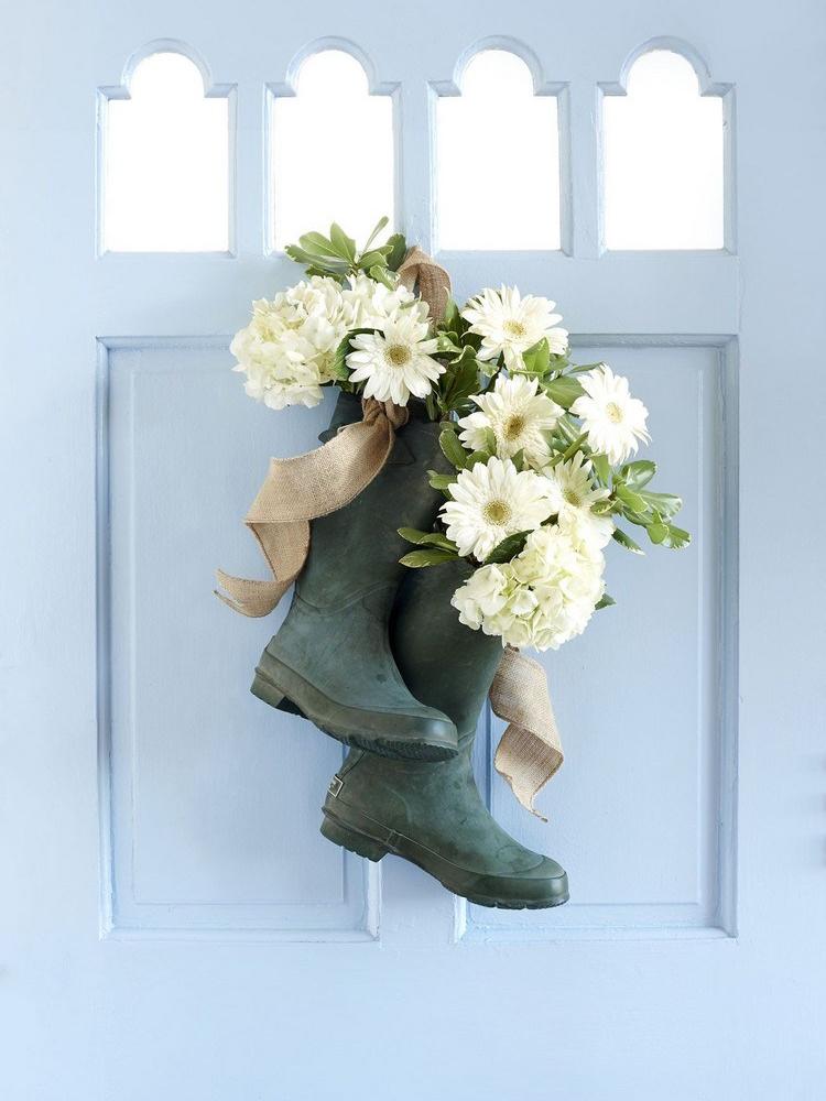 Hiasan Pintu Sepatu Boots