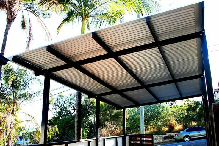 biaya membuat garasi mobil dengan baja ringan 6 alasan kenapa kamu harus pakai kanopi di rumah