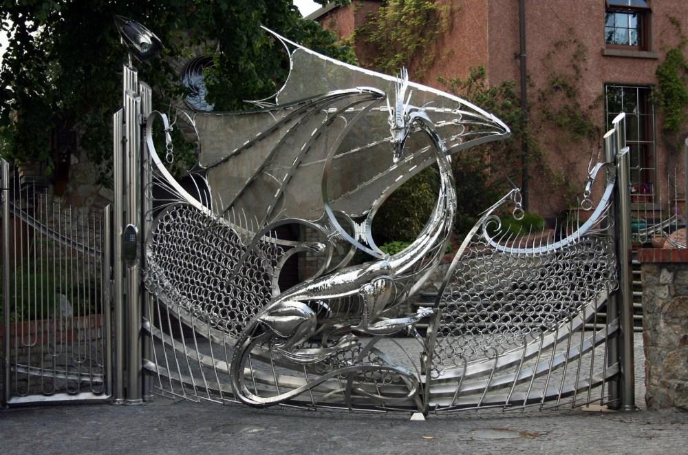 Desain Pagar Rumah Game Of Thrones