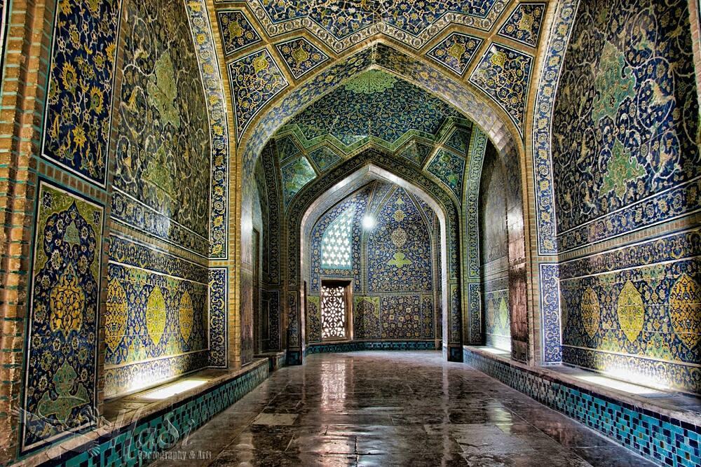 Masjid Sheikh Lotfollah, Isfahan, Iran
