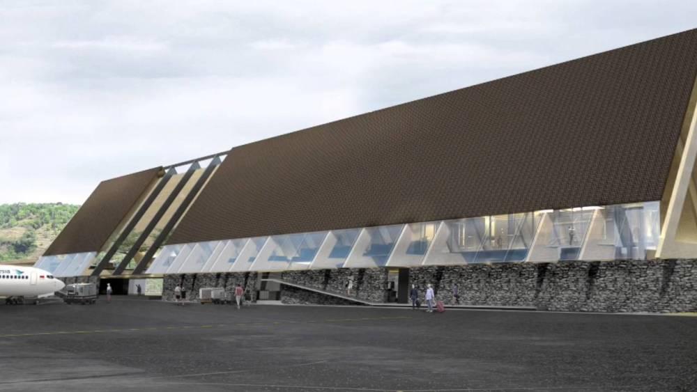 Arsitek Indonesia Alor Island Airport