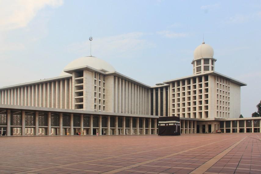 Arsitek Indonesia Masjid Istiqlal