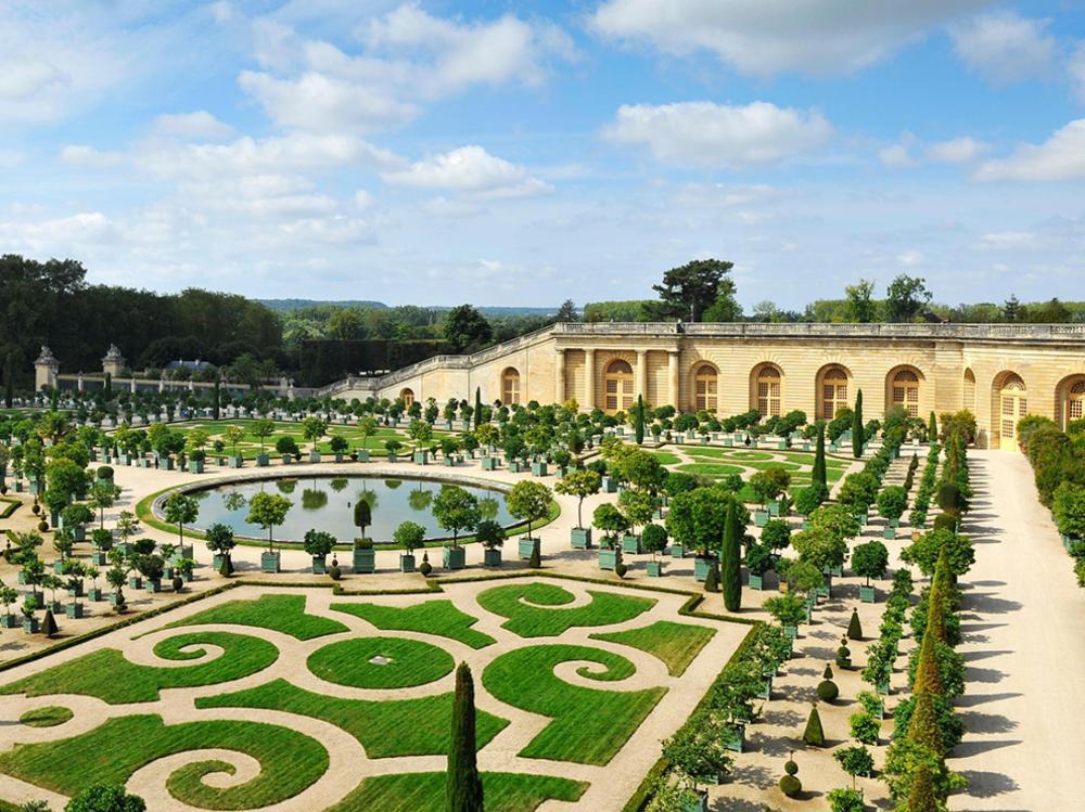 Arsitektur Lanskap Gardens of Versailles