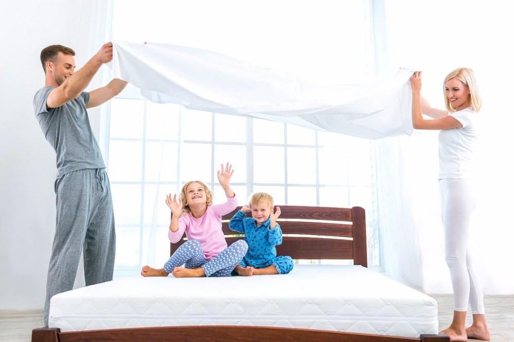 Tempat Tidur Lesehan Sederhana  4 cara cepat merapikan tempat tidur tanpa ribet