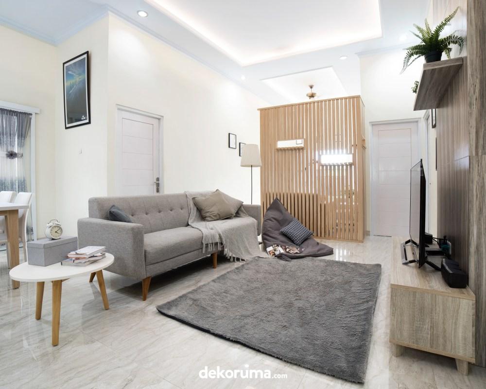 Dekoruma Home Renovasi Ruang Keluarga