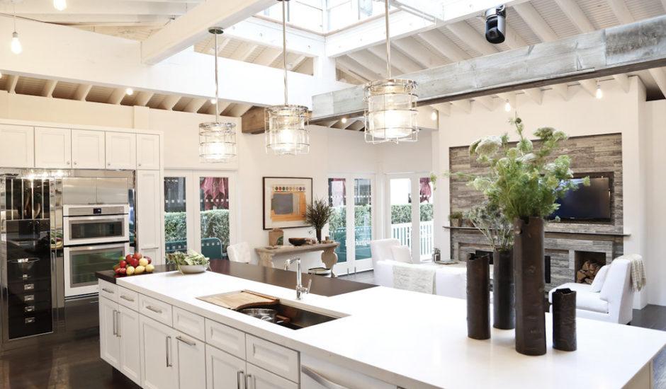 Cantiknya 9 Desain Dapur Mewah Favorit Selebritis Kelas Dunia