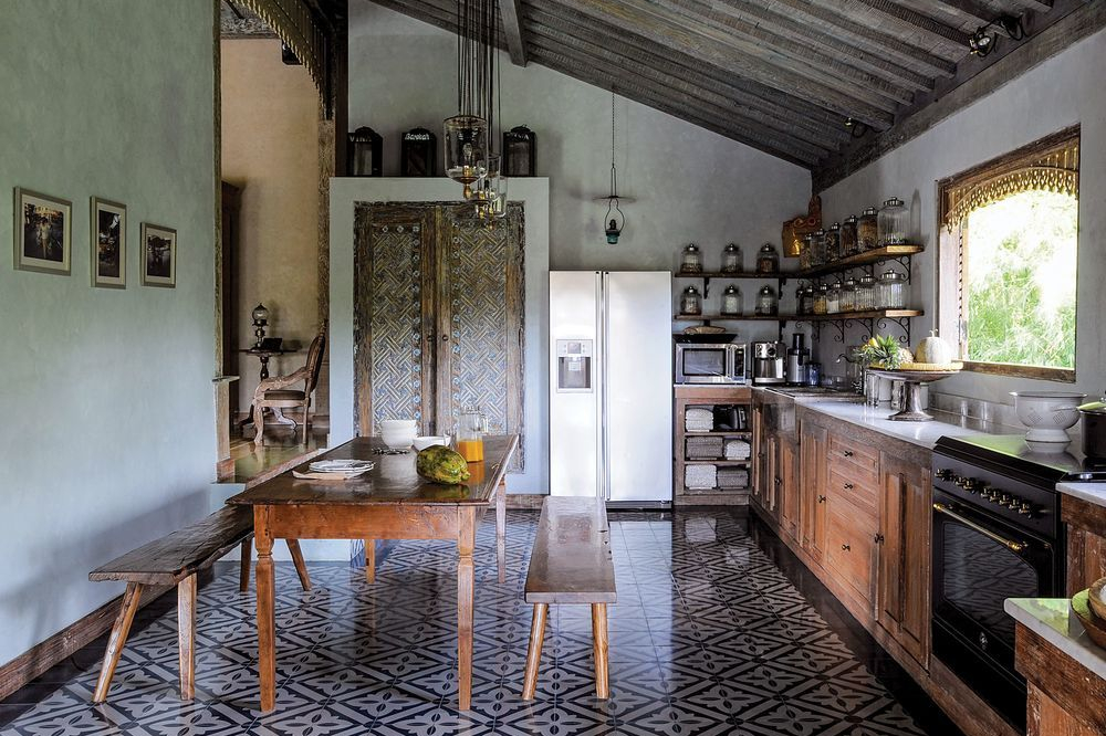 Dapur Tradisional Indonesia