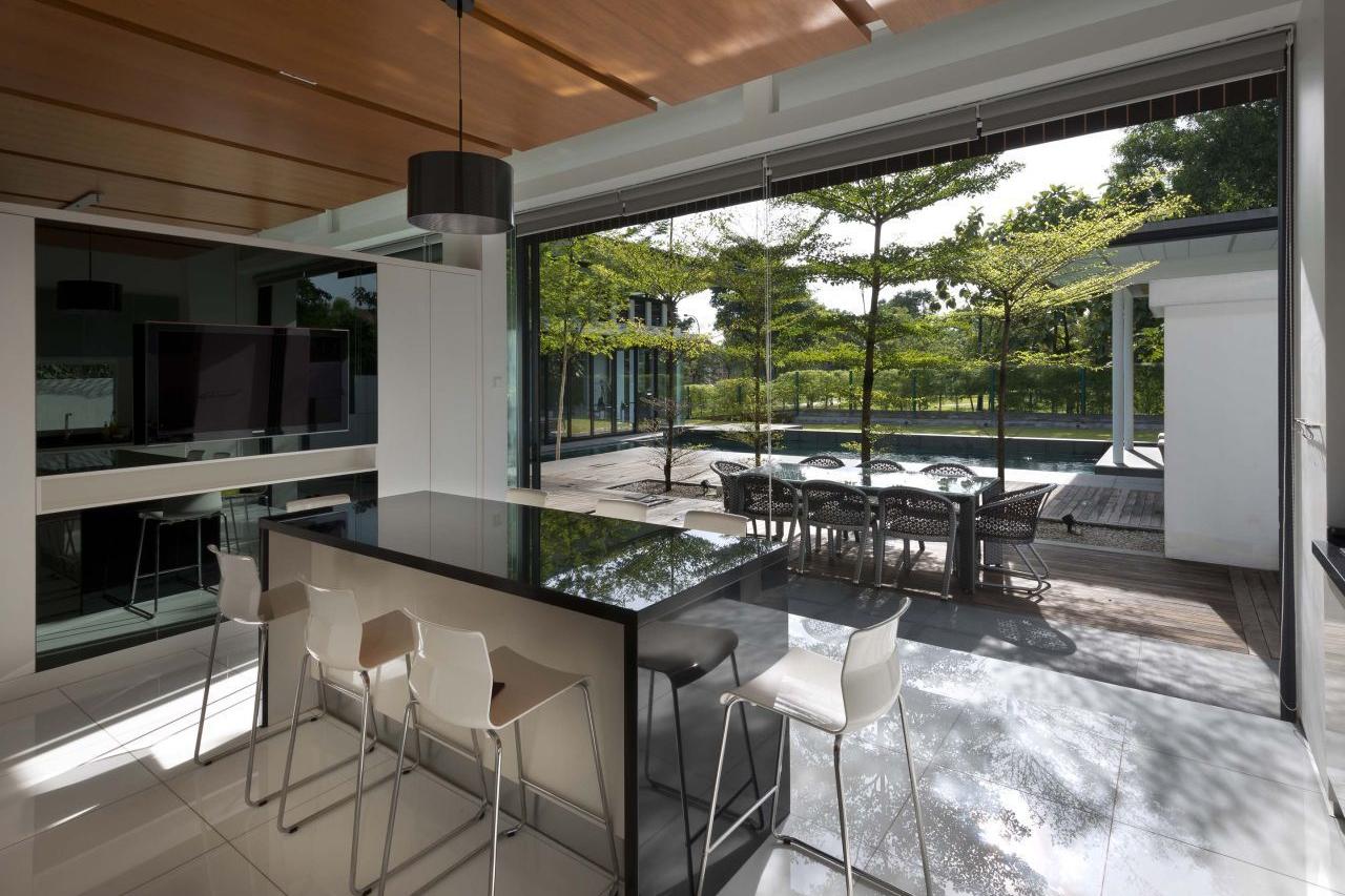 Desain Dapur Dan Ruang Makan Jadi Satu, Kenapa Tidak?