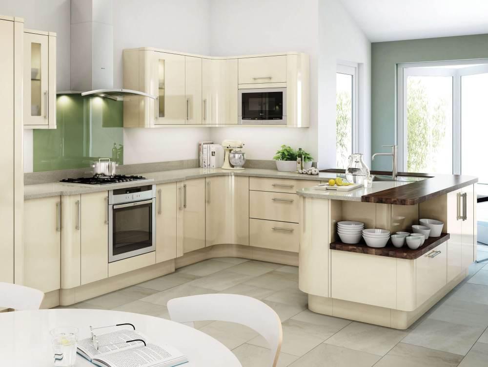 Desain Meja Dapur Island  desain dapur dan ruang makan jadi satu kenapa tidak