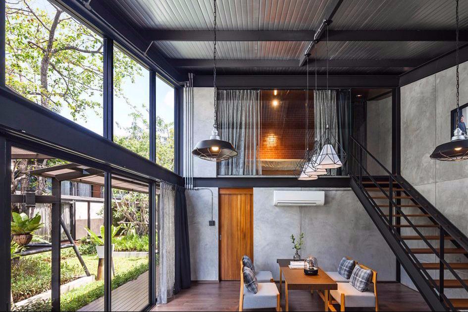 konstruksi baja ringan rumah minimalis 6 kelebihan yang buat lebih aman