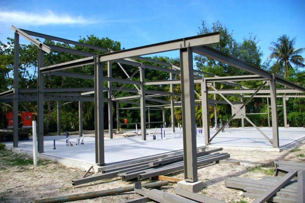 Konstruksi Baja Stabil