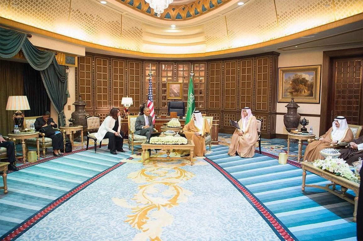 Super Megah! Ini Penampakan Rumah Raja Salman yang Mewah