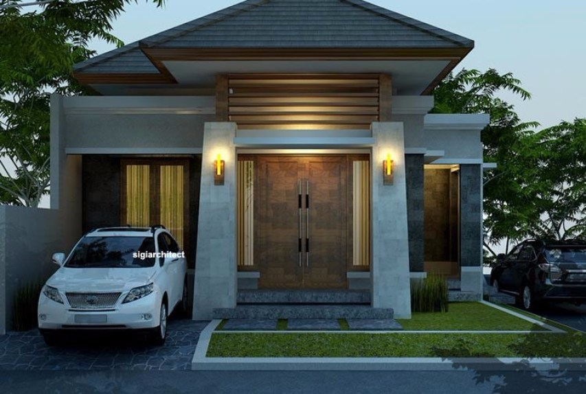 Gambar Desain Rumah Minimalis 7 X 15  7 tipe rumah terpopuler di indonesia