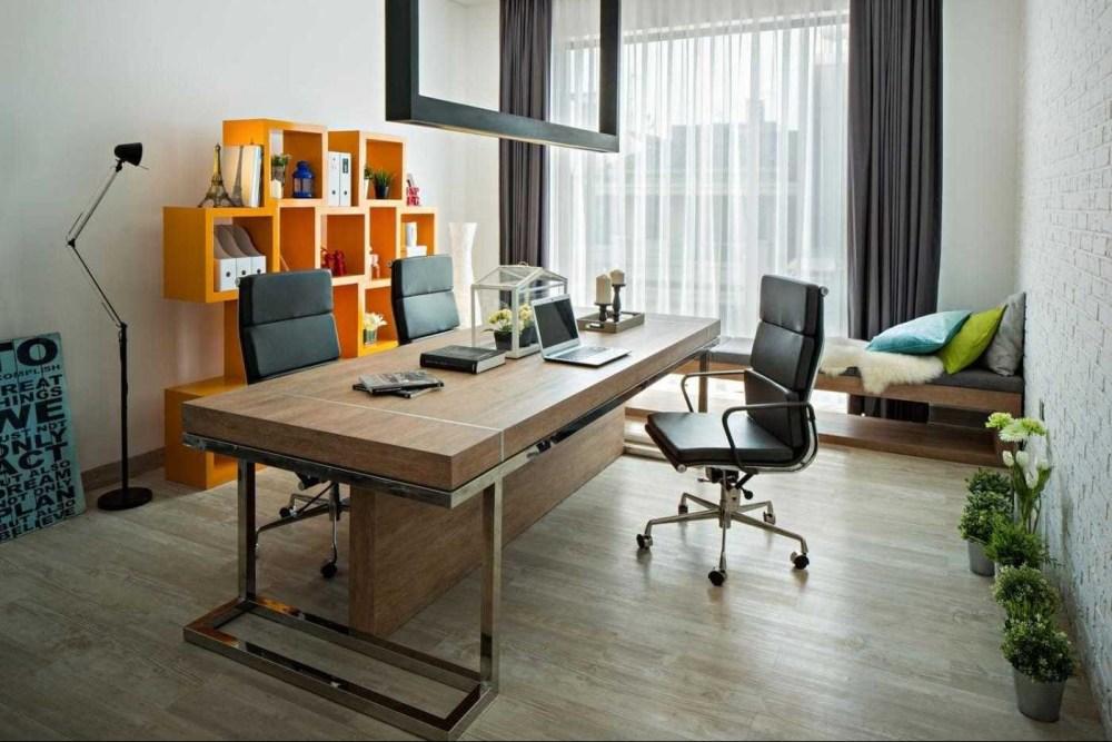 Ruangan Kerja Minimalis