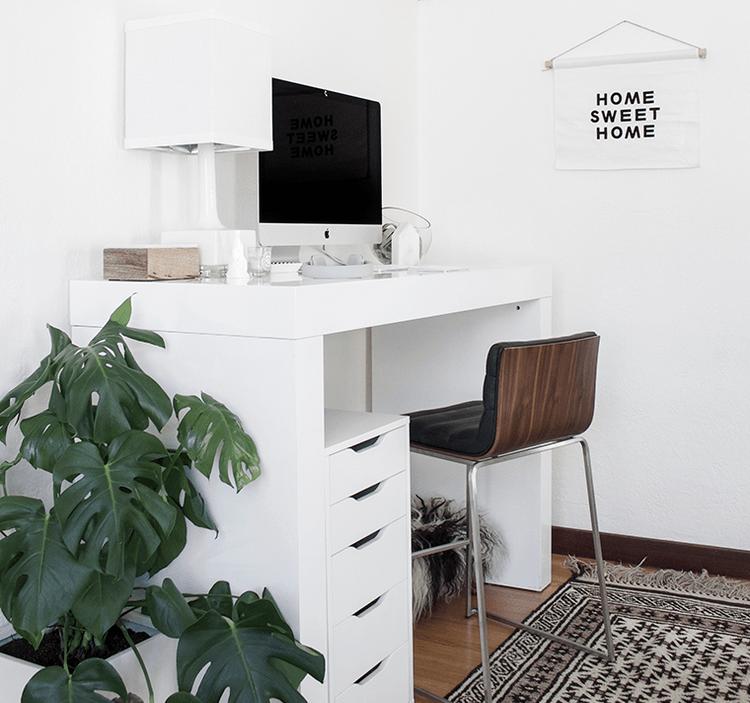 Ruangan Kerja Minimalis Sendiri
