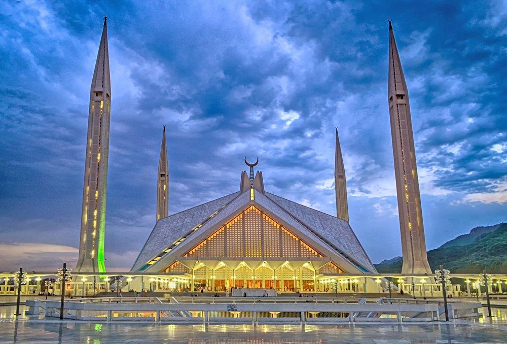 Masjid Shah Faisal, Islamabad, Pakistan
