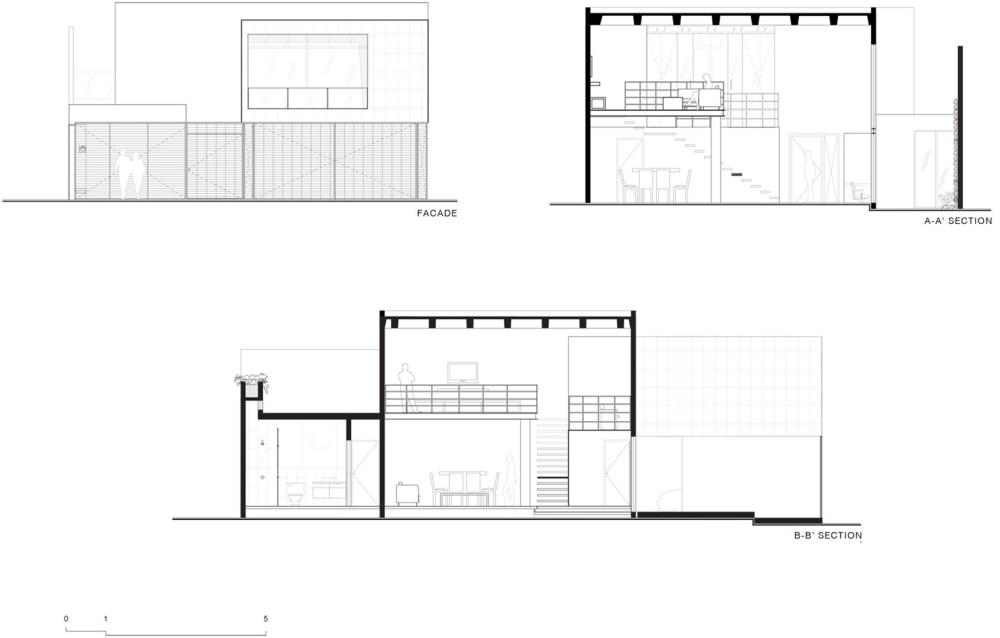 Elemen Sketsa Bangunan