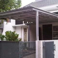 Contoh Atap Baja Ringan Rumah Minimalis Apa Sih Kelebihan Kanopi Galvalum Dibanding Yang Lain