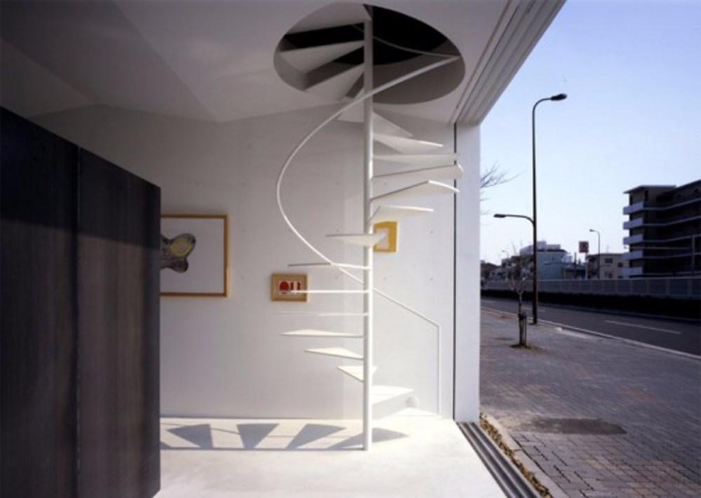 Tangga Rumah Spiral