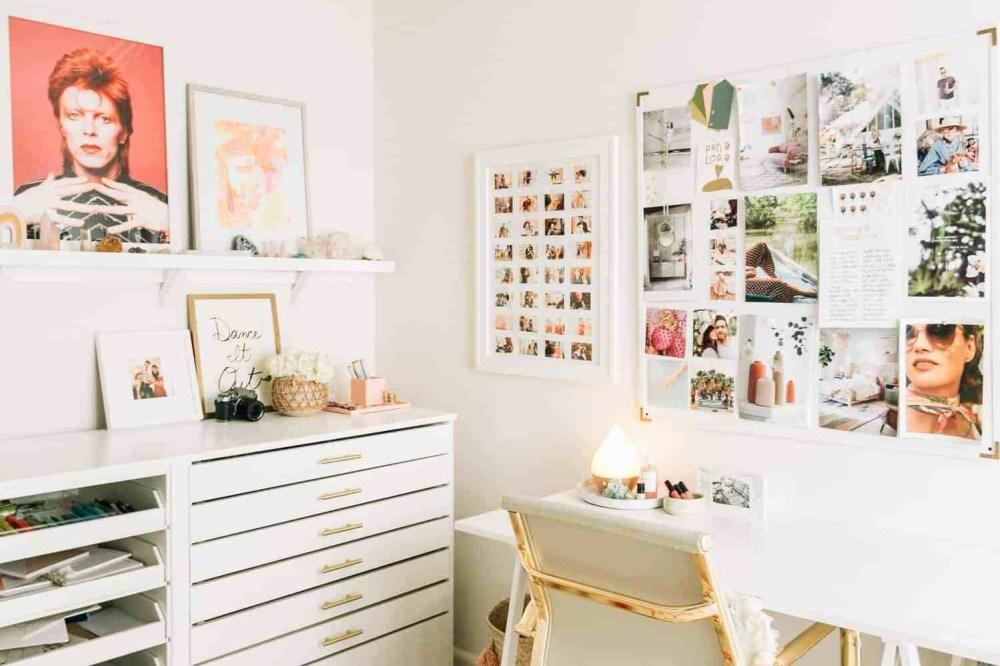 Cara menghias kamar sendiri dengan dekorasi dinding