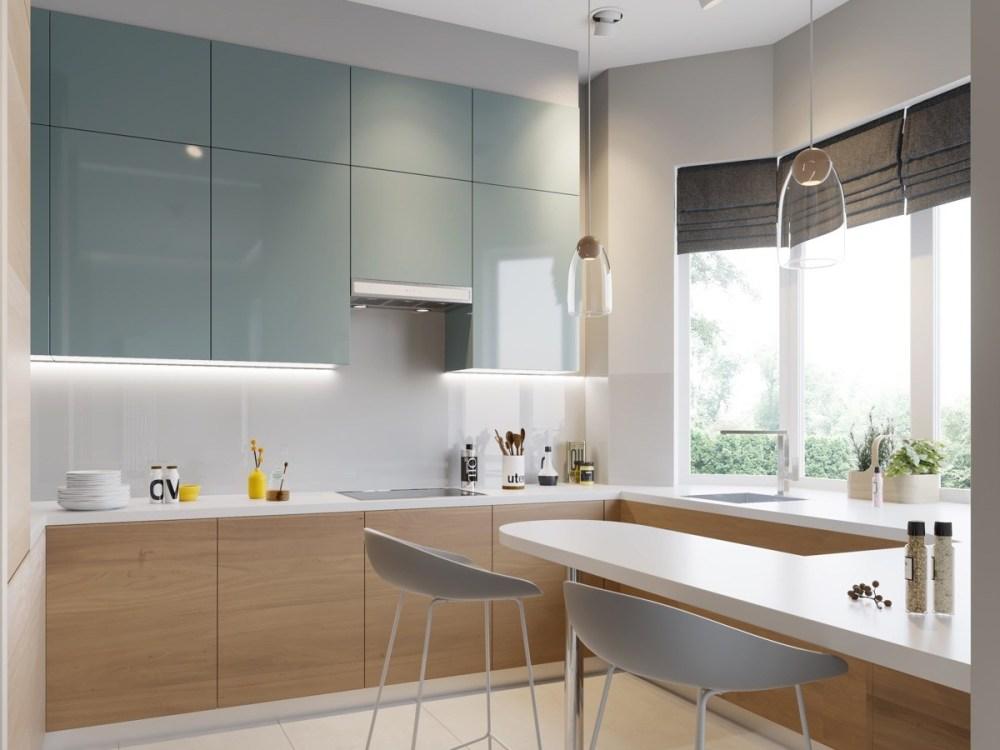 Image result for dapur minimalis modern