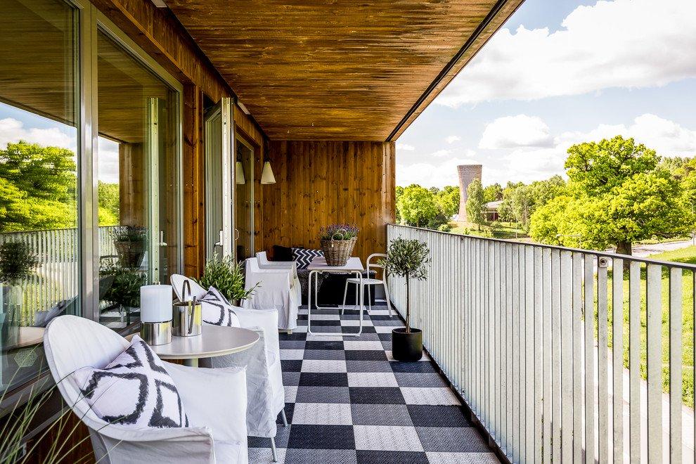 Simpel Dan Elegan 7 Desain Balkon Minimalis Yang Bisa Kamu Tiru