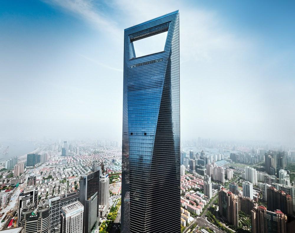 Gedung Pencakar Langit Shanghai