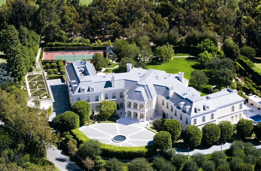 Rumah Terbesar Di Dunia The Manor