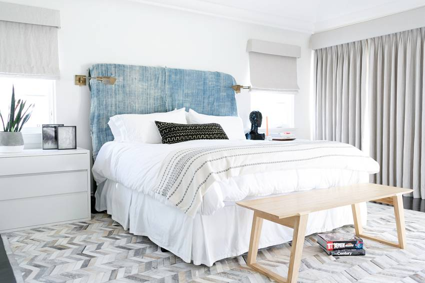 Menata kamar tidur agar terlihat rapi