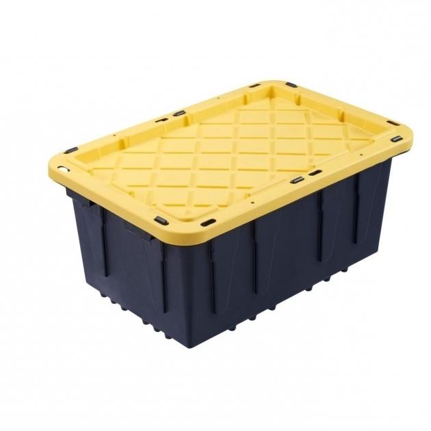 Heavy Duty Plastic Storage Containers  Storage Designs