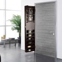 Behind The Door Storage Cabinet - Storage Designs