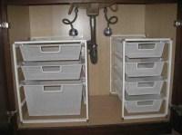 Under Cabinet Storage Solutions - Storage Designs