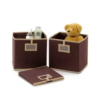 Soft Storage Bins - Storage Designs