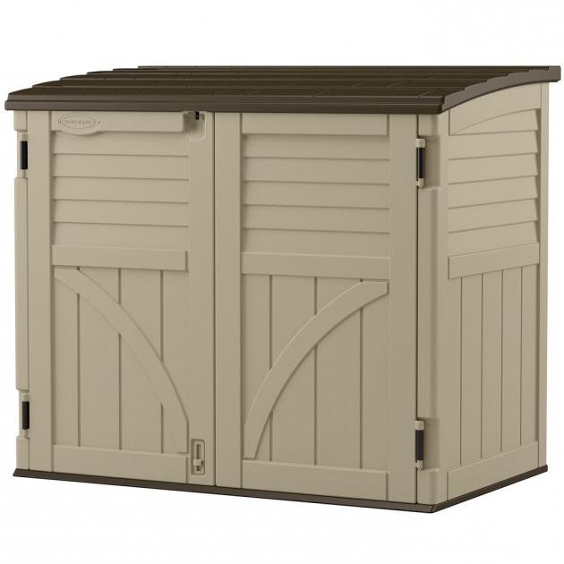 Tall Outdoor Storage Cabinet  Storage Designs