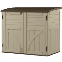 Tall Outdoor Storage Cabinet - Storage Designs