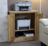 Printer Storage Cabinet - Storage Designs