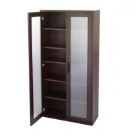 Doors And & Incredible Tall Wood Storage Cabinets With ...