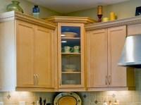 Kitchen Cabinet Corner Shelving Solutions