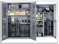 Ammunition Storage Cabinet - Storage Designs