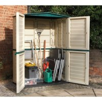 Rubbermaid Outdoor Storage Cabinet - Storage Designs